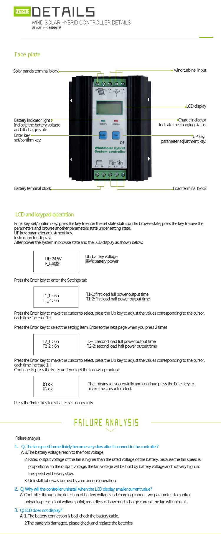240v solar charge controller