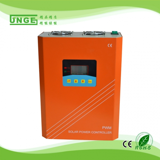 Charge Controller For Solar Power Control System