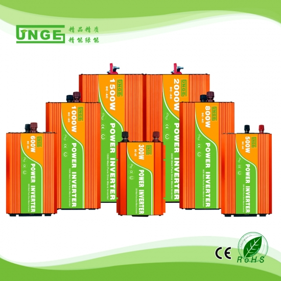 DC to AC high frequency off grid pure sine wave inverter