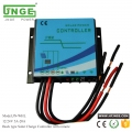 Buck Type current current IC PWM Regulador de carga solar 12V 24V 5A 10A 15A 20A con control remoto IP68 Waterproof
