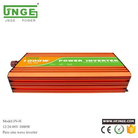 1000w 12V 24V 48VDC a 110V-220VAC Off Grid Pure Sine Wave Inverter