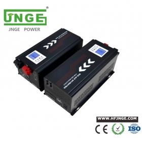 1kw 2kw 3kw 4kw 5kw 6kw 7kw 8kw Hybrid Solar Inverter With MPPT PWM Charge Controller All In One